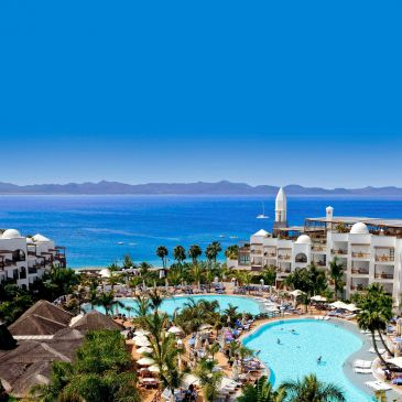 Top 5 Luxury Hotels in Lanzarote
