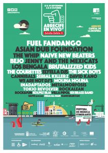 Arrecife en Vivo - FREE Live Music Festival 2017 @ Puerto de Arrecife | Arrecife | Canary Islands | Spain