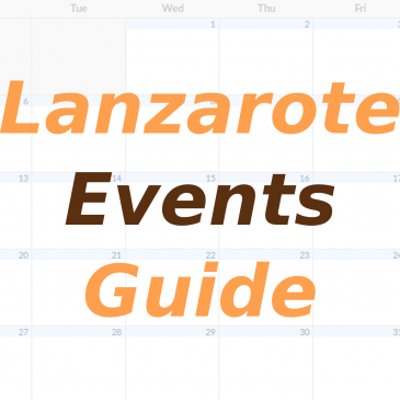 Lanzarote Events Guide