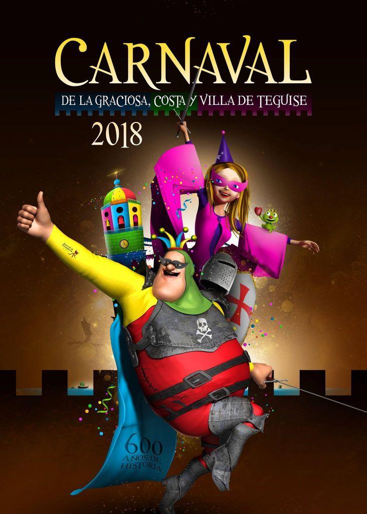 Carnival Teguise 2018, Lanzarote