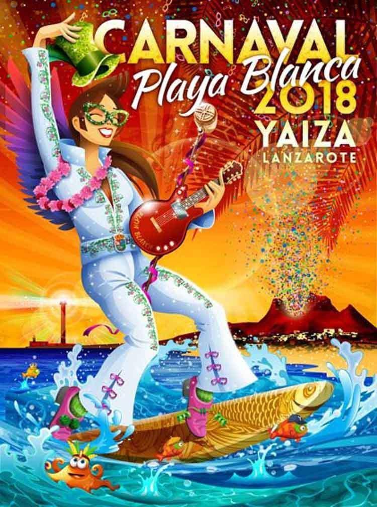 Playa Blanca Carnival 2018