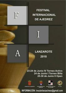 International Chess Tournament @ Arrecife | Arrecife | Canary Islands | Spain