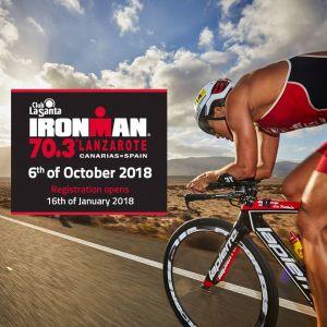 Ironman 70.3 Lanzarote 2018 @ Club La Santa | Tinajo | Spain