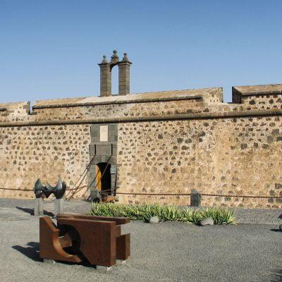 Castillo de San Jose, Arrecife, Lanzarote