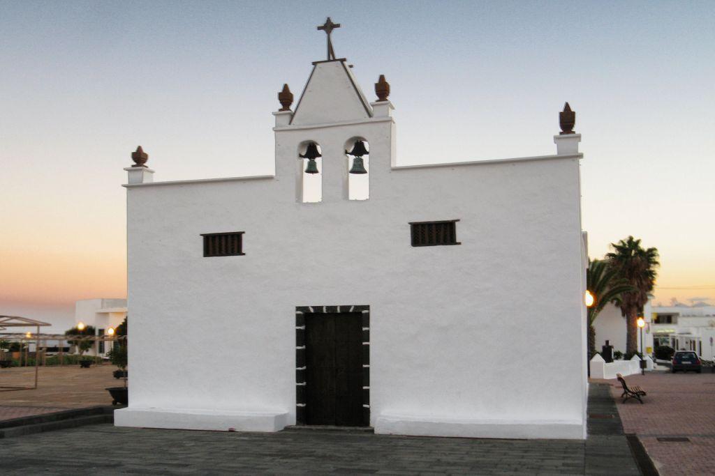 The San Antonio Hermitage, Tías, Lanzarote