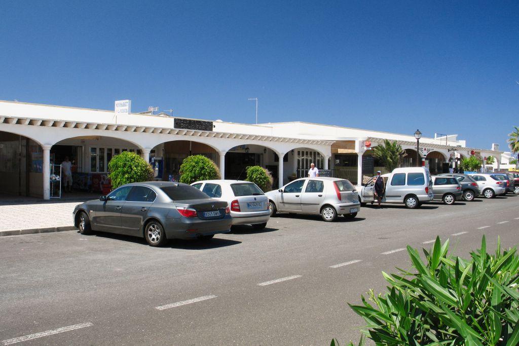 Faro Park, Playa Blanca