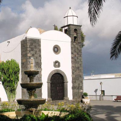 The Iglesia de San Bartolomé, San Bartolomé, Lanzarote