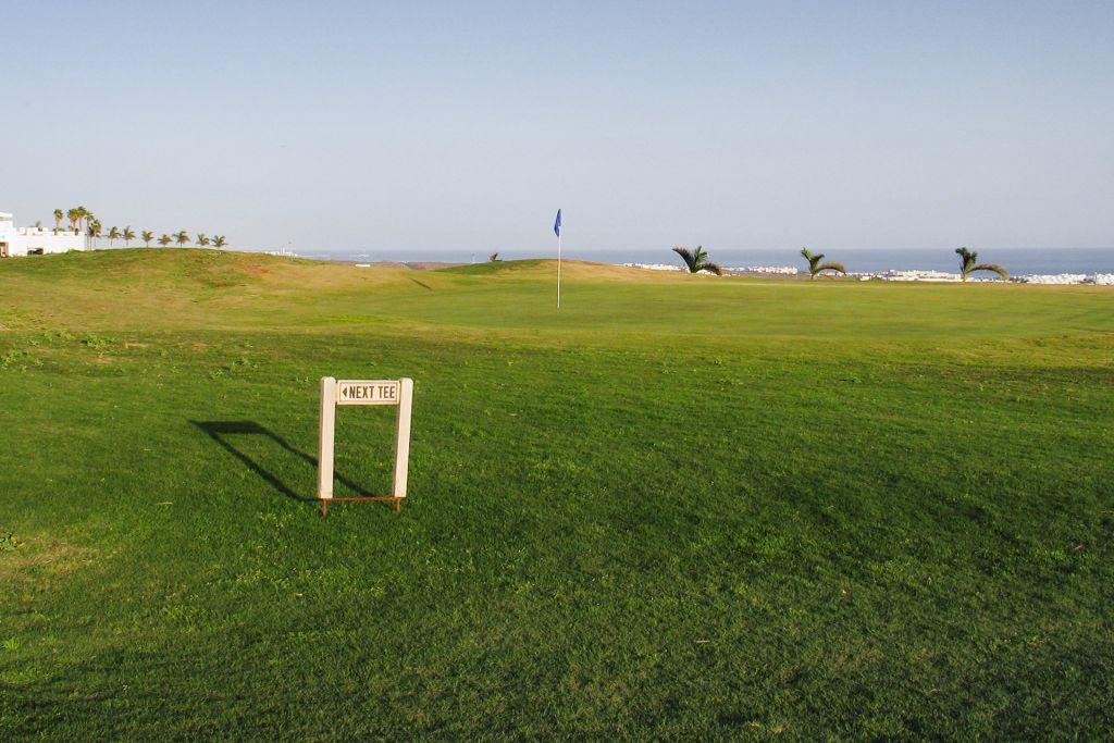 Lanzarote Golf Course