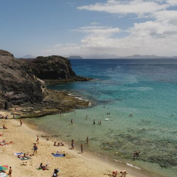 The Development of Tourism in Lanzarote