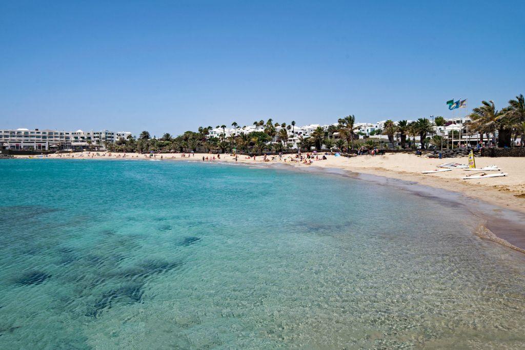 Playa de las Cucharas, Lanzarote