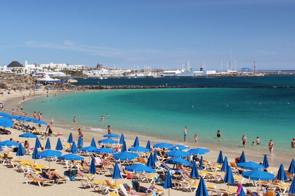Playa Dorada, Lanzarote