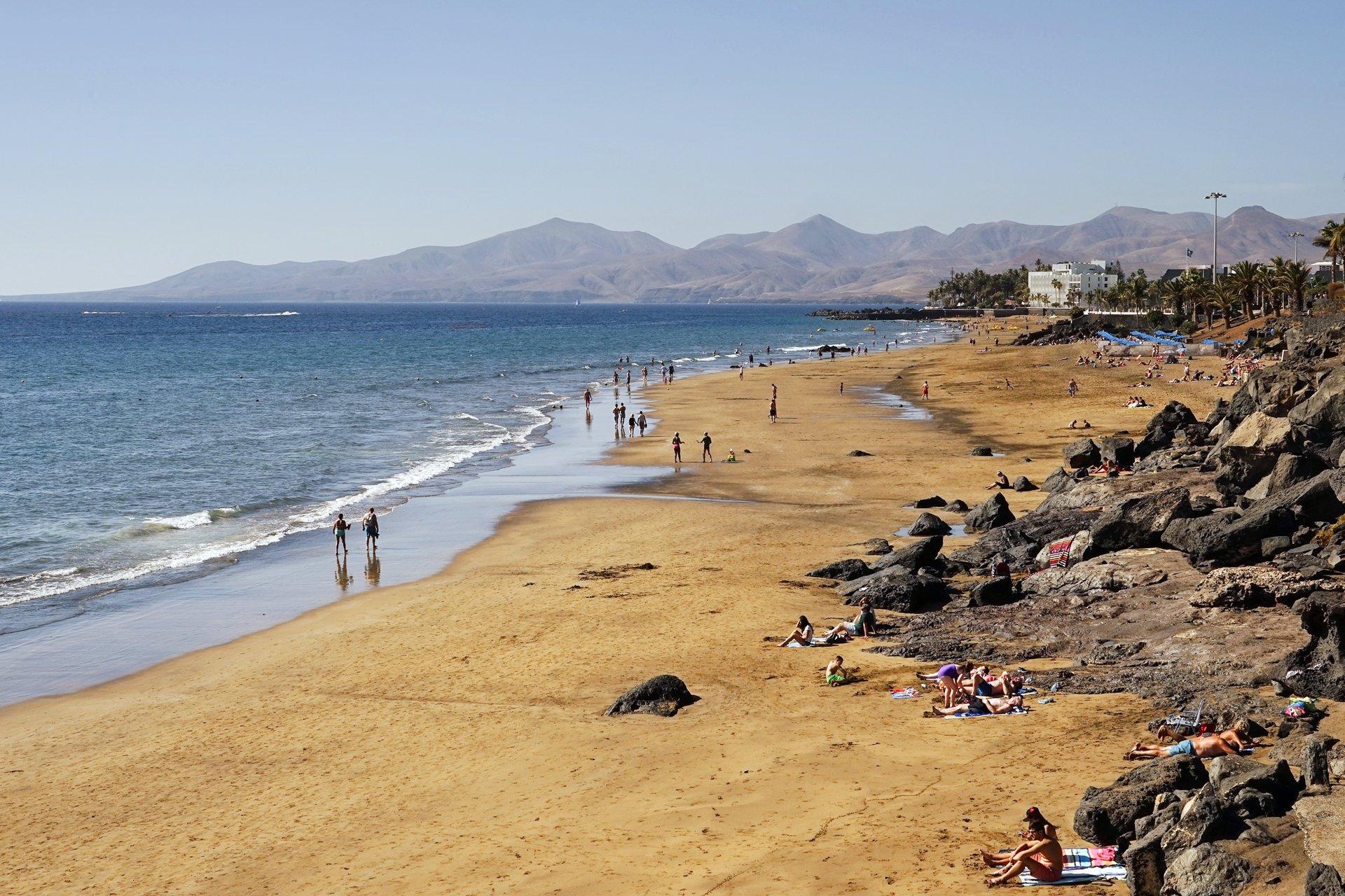 Nude Beach Puerto Del Carmen Lanzarote - Lanzarote Has A Huge Range  Applesininfo-5303