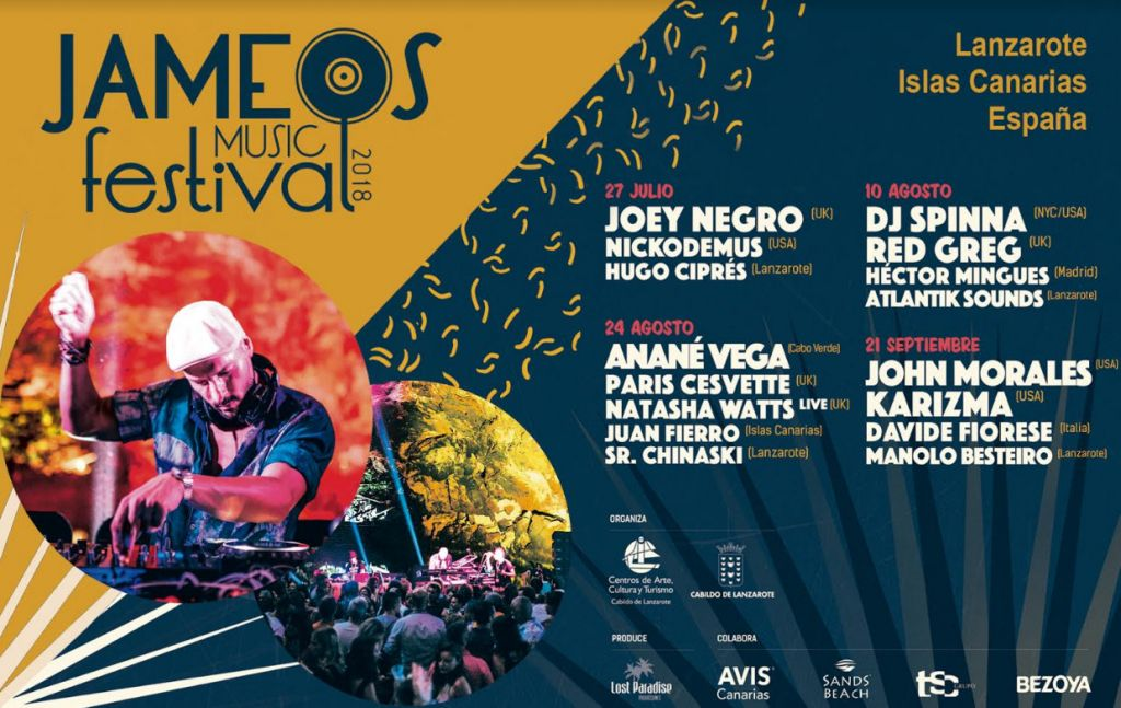 Jameos Music Festival 2018 - Jameos del Agua, Lanzarote