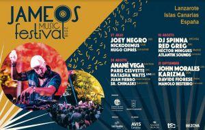 John Morales, Karizma & Davide Fiorese @ Jameos Music festival @ Jameos del Agua | Spain